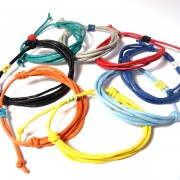 Cotton Bracelets - Various Colours