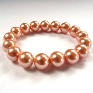 Pearl Bead Bracelets - 10mm