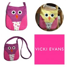 Children's Owl Bag