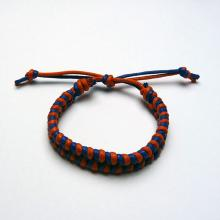 Plaited Cotton Bracelet - Choose Your Colours