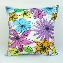 Floral Frenzy Cushion