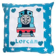 Train Cushion - Personalised