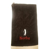 Personalised Golf Bag Towel