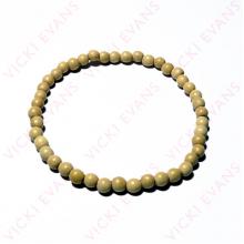 Whitewood Bracelet 4mm