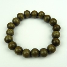 Greywood 12mm Bead Bracelet