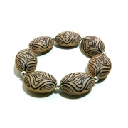 Antique Brown Bracelet