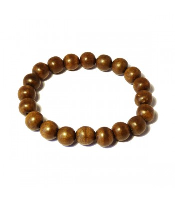Greywood Bead Bracelet 8mm