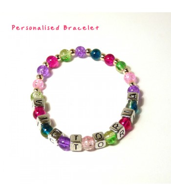 Personalised Necklaces and Bracelets
