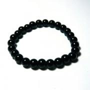 Black Pearl Bead Bracelet