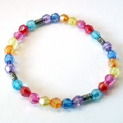 Children's Faceted Fashion Bracelet
