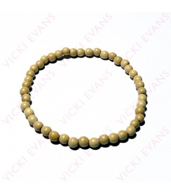 Whitewood Bracelet 4mm